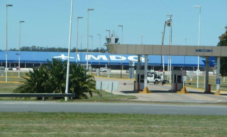 El aeropuerto Astor Piazzolla, de Mar del Plata, iba a recibir delegaciones de los clubes extranjeros por copas internacionales, como el chileno Huachipato, rival de San Lorenzo.