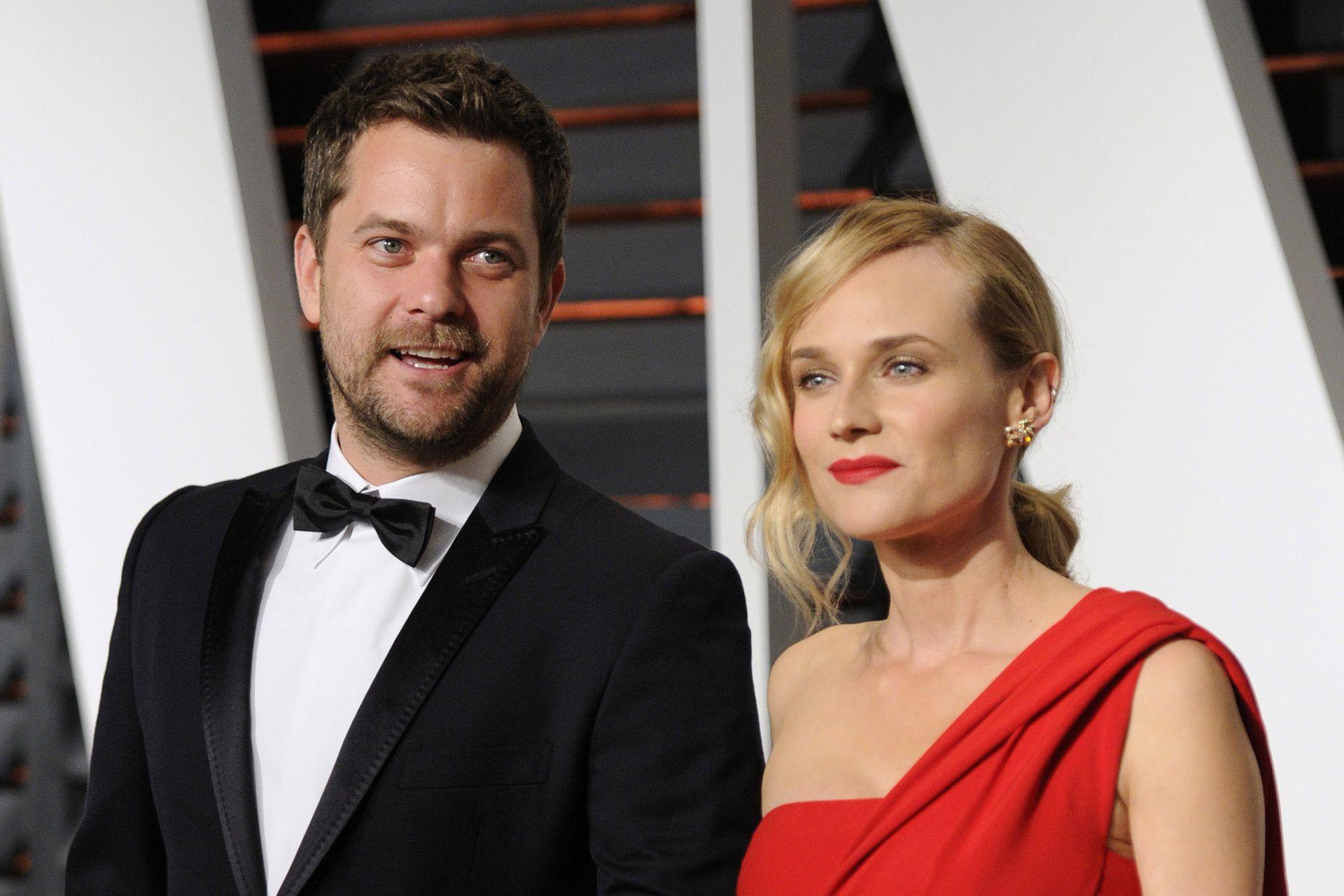 Joshua Jackson y Diane Kruger se conocieron en 2006, luego de que la actriz se divorciara de Guillaume Canet