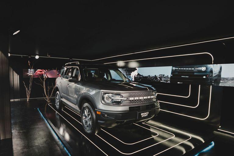 Un nuevo espacio para conocer a fondo a la Nueva Bronco Sport