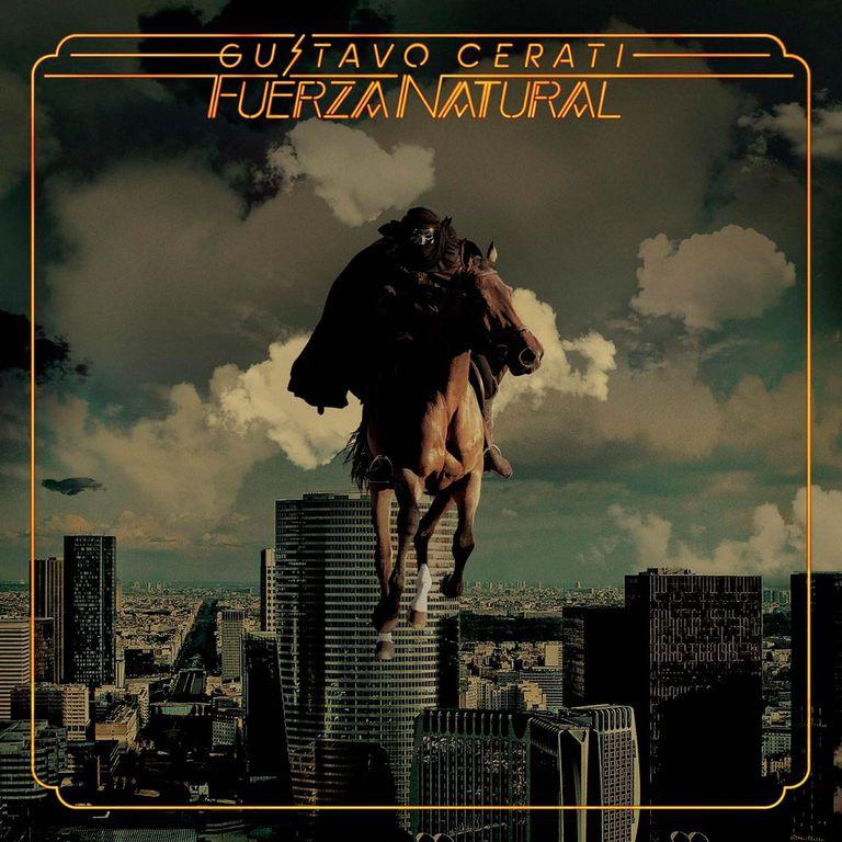 Fuerza natural fue el último álbum de estudio de Gustavo Cerati, editado el 1º de septiembre de 2009