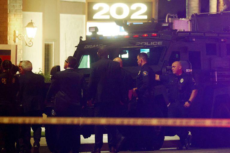 Otro tiroteo: cuatro muertos, entre ellos un niño, en un ataque en California