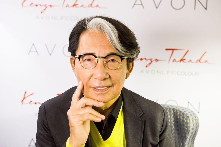 El diseñador Kenzo Takada falleció hoy por coronavirus