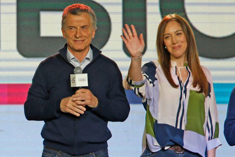 Mauricio Macri y María Eugenia Vidal, entre la mística y el realismo