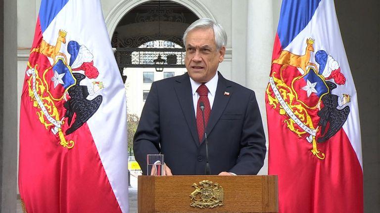 La elección agregó presión sobre Piñera