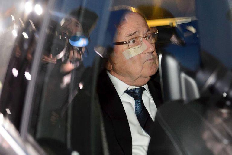 Joseph Blatter ahora busca que le reduzcan la pena