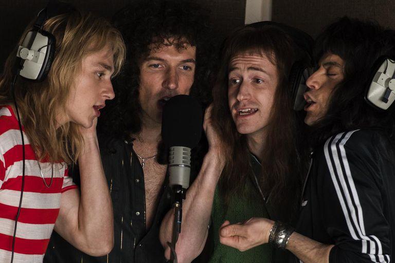Una escena de Bohemian Rhapsody