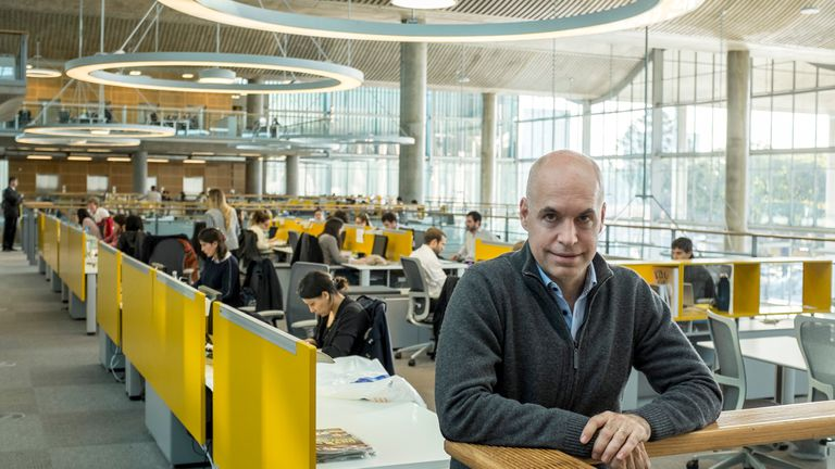 Ámsterdam y Copenhagen, las ciudades que inspiran a Rodríguez Larreta