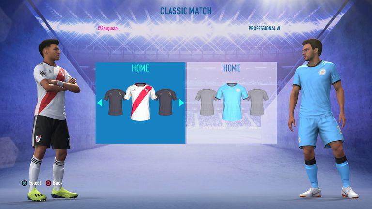 Así se ve el FIFA 19