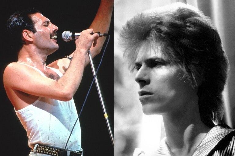 """""""Under Pressure"""" logró salir airoso de la guerra de egos entre los cuatro miembros de Queen y David Bowie y convertirse en un gran hit"""