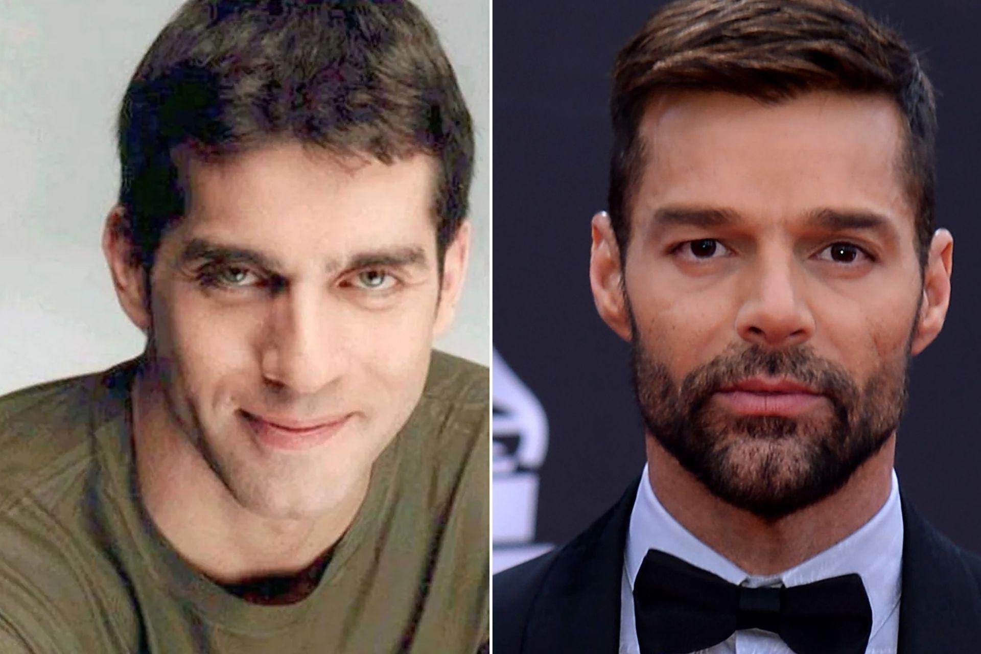Juan Castro y Ricky Martin habrían mantenido un vínculo personal durante poco tiempo