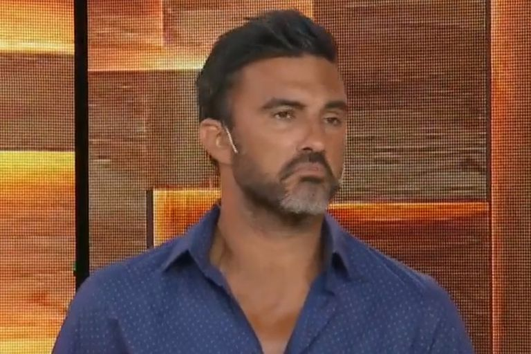 TV: Fabián Cubero reveló qué le diría a Nicole Neumann ante un encuentro casual