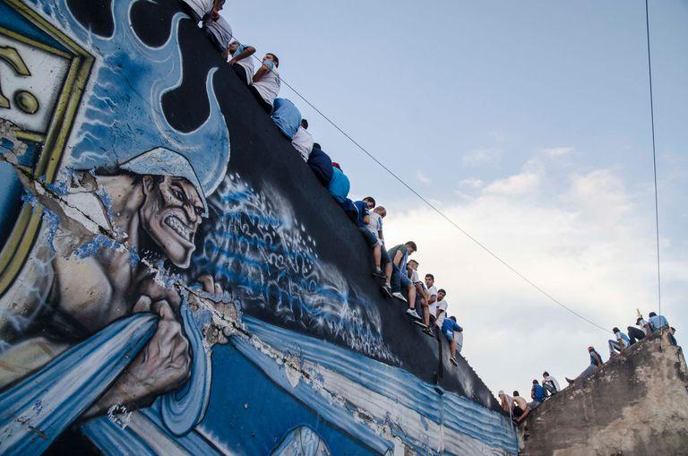 El Monumental desbordó de público para recibir a Boca