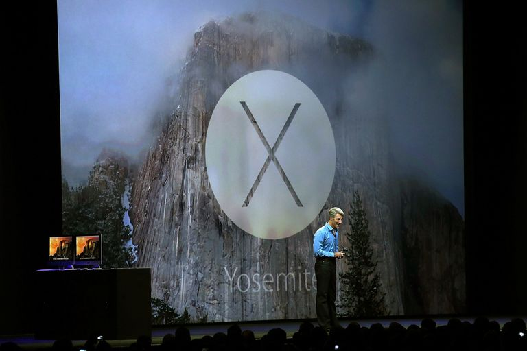 La nueva versión de OS X se llama Yosemite