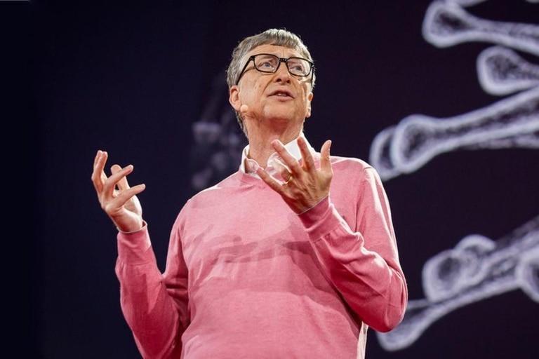 Bill Gates es conocido por ser un ávido lector