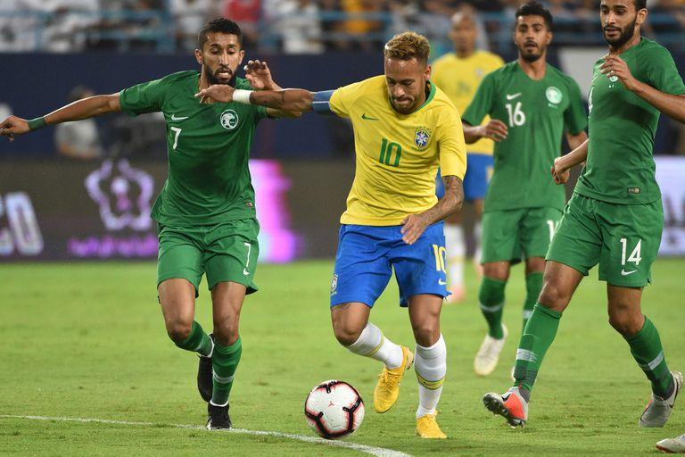 Los goles de Brasil y la frase de Tite sobre el rival que viene: la Argentina
