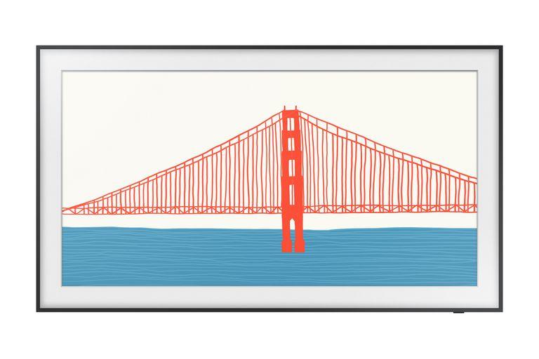 Samsung renovó la línea The Frame con nuevos modelos que se destacan por su diseño estilizado con forma de cuadro