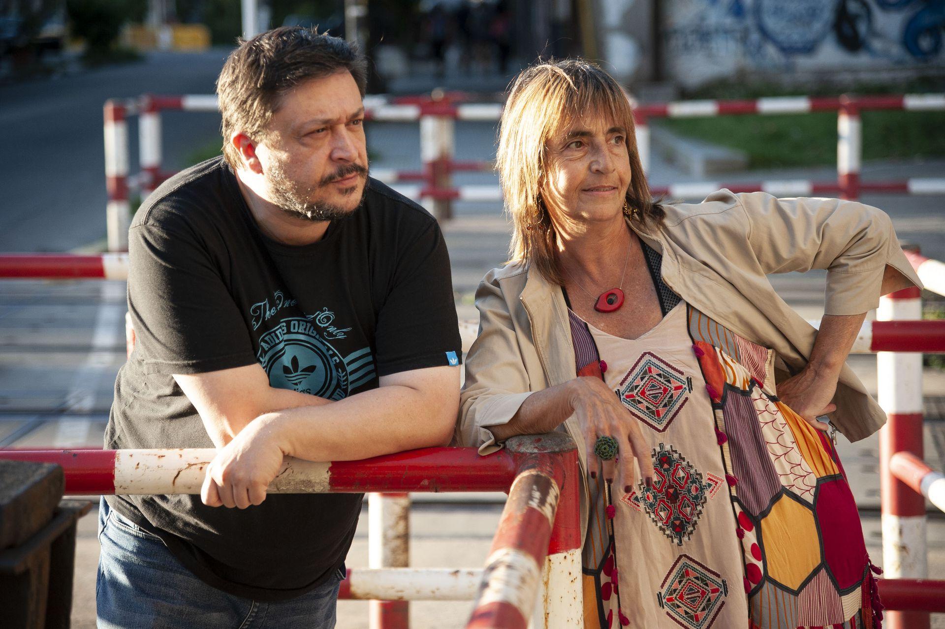 Corina Fiorillo tentó a Casciari para volver al teatro con varios de sus relatos