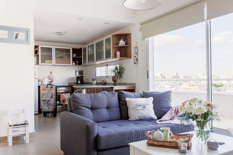 Balcón, buena vista y luminosidad: tres factores clave a la hora de elegir un micro-departamento