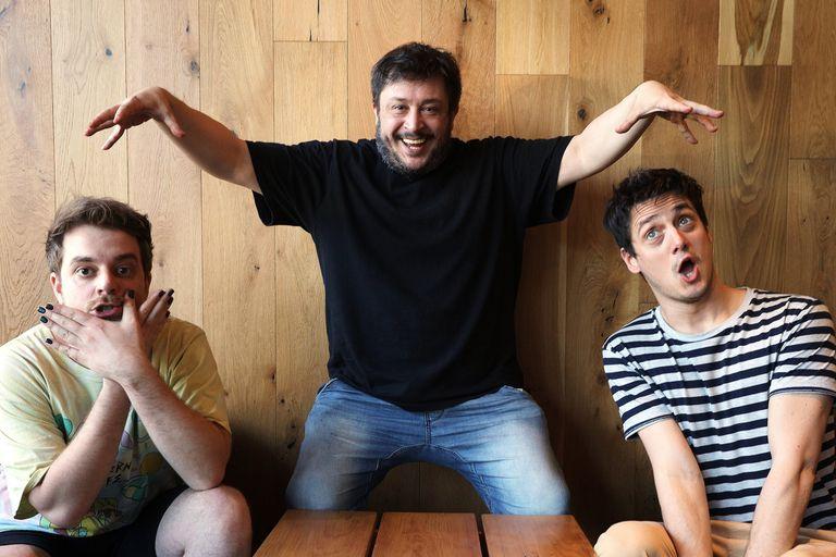 Un nuevo texto de Casciari es abordado por dos referentes del stand-up porteño