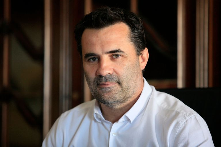 Secretario de Energía Darío Martínez
