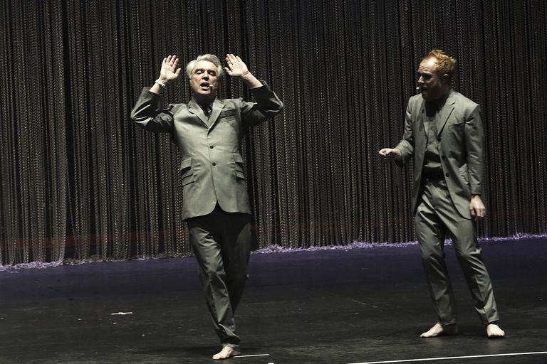 Con el show histórico de David Byrne, Lollapalooza continuó con sus sideshows