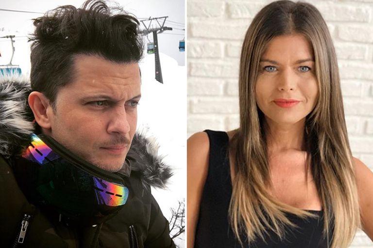 Romance retro: ¿qué pasó entre Darío Lopilato y Angie Balbiani?