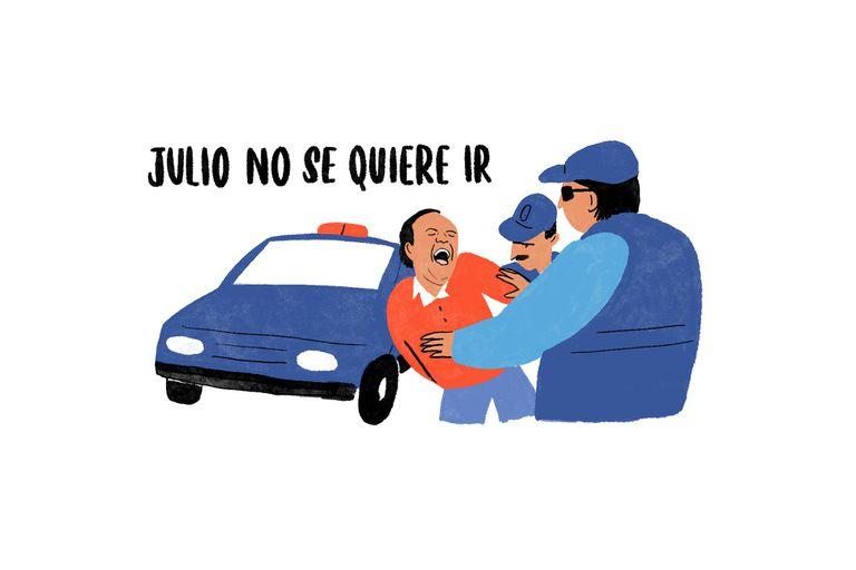 Los memes de Julio