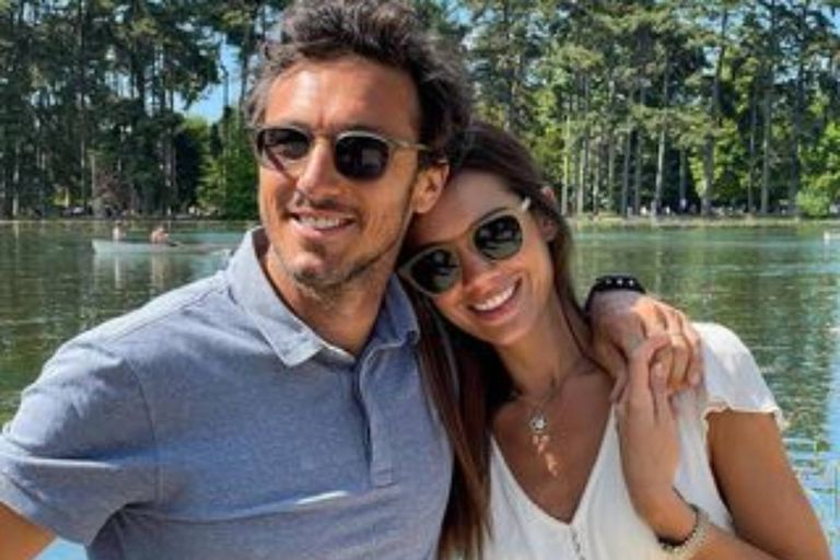 Pico Mónaco y su esposa, Diana Arnopoulos informaron a su círculo íntimo que se encuentran en la dulce espera