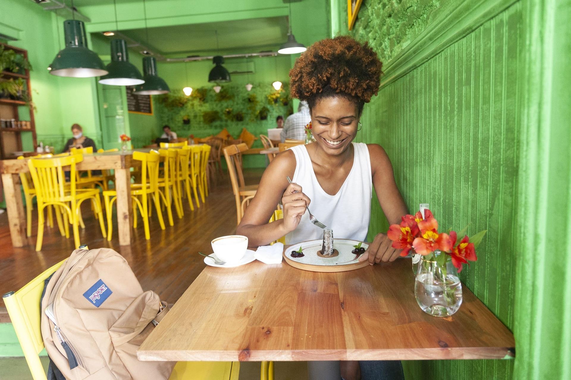 En Eggs&Greens una nutricionista ayudó a confeccionar el menú