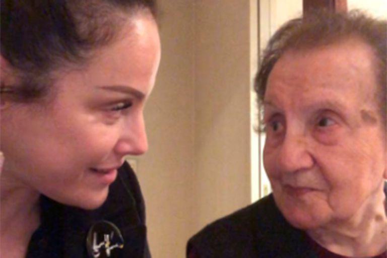Connie Ansaldi contó cómo la historia de su abuela forjó su espíritu resiliente