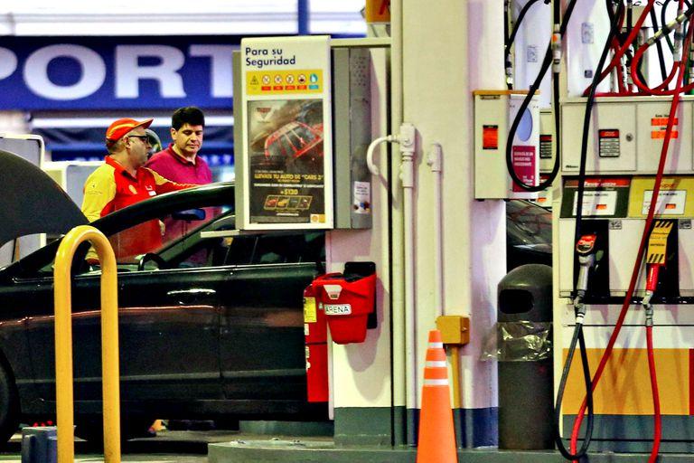 Shell aumenta los precios de combustibles en todo el país