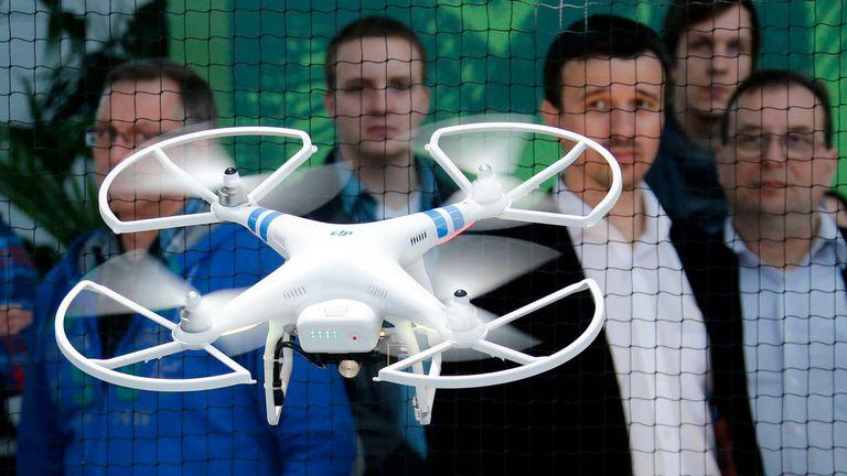 El uso de drones abre nuevos interrogantes y debates en torno a los límites de la propiedad privada y en la privacidad de las personas