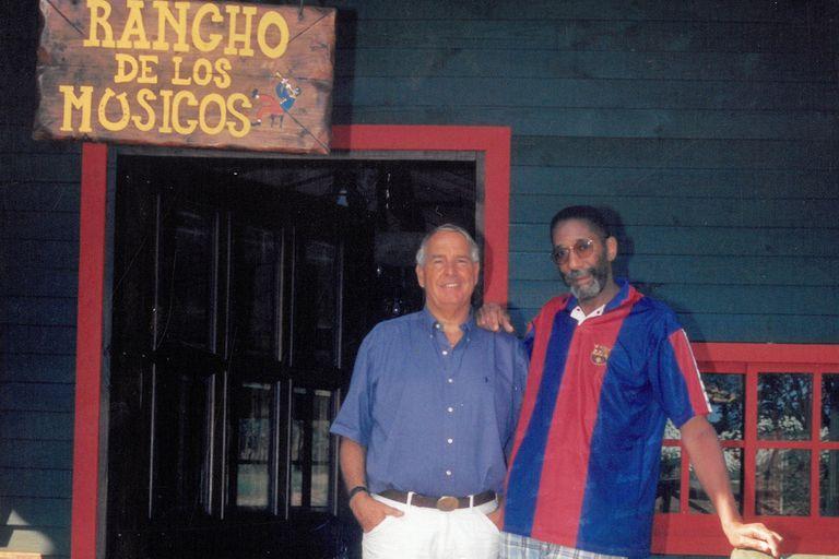 Francisco Yobino y Ron Carter