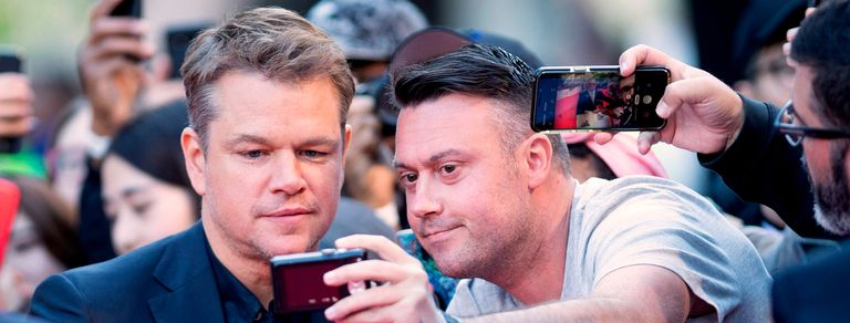 Toronto 2019: del beso robado a Matt Damon a la sensualidad de Emily Ratajkowski