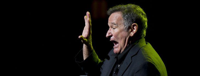 Robin Williams: un volcán que vuelve a entrar en erupción