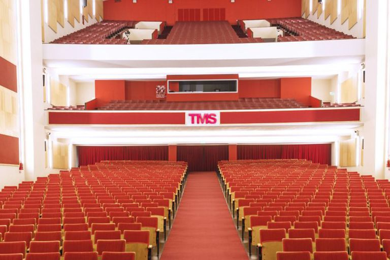 Teatro Mercedes Sosa. Tucumán