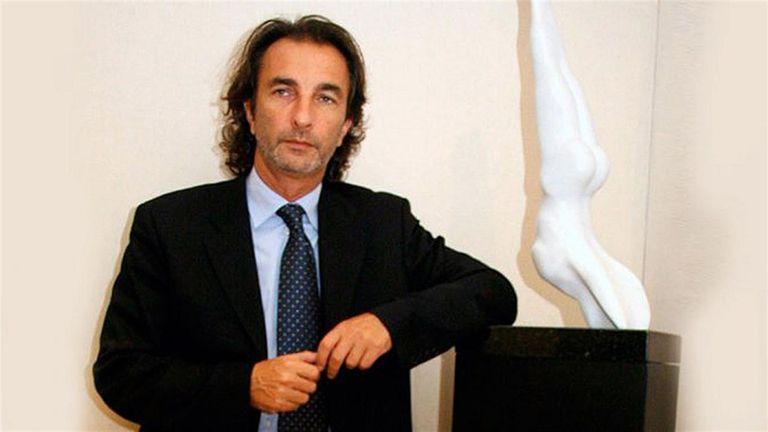 El primo de Mauricio Macri, Angelo Calcaterra