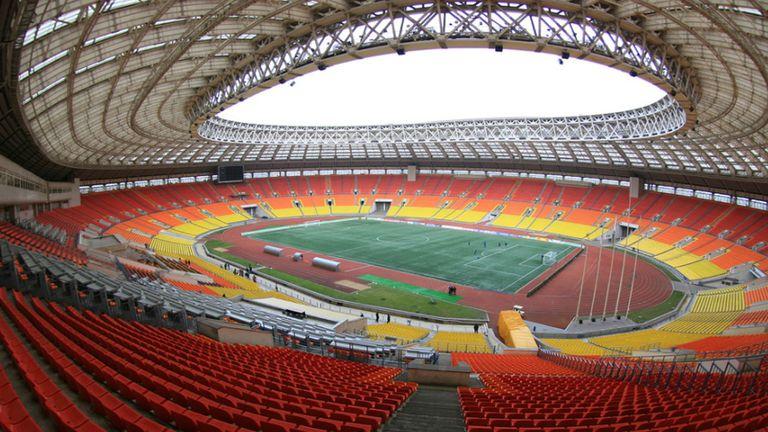 El estadio Luzhniki será sede de la inauguración y la final del Mundial Rusia 2018, además de otros partidos del campeonato