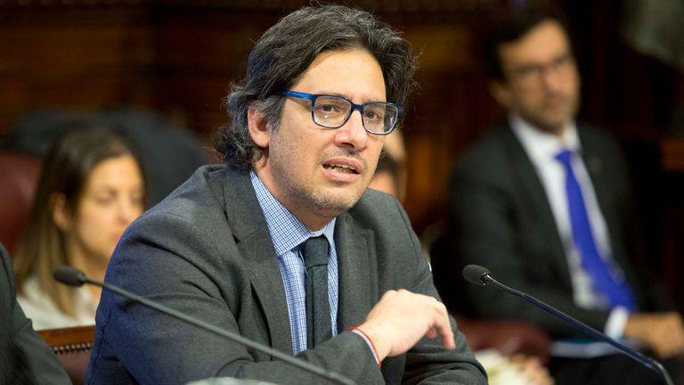 El ministro de Justicia, Germán Garavano, aceptó la renuncia del juez acusado de acoso laboral