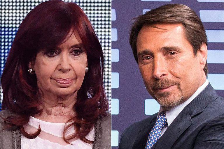 Eduardo Feinmann le ganó en primera instancia una demanda a Cristina Kirchner