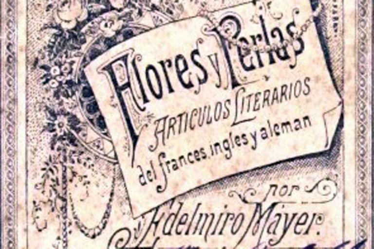 Retirado de la milicia, Máyer se dedicó a la literatura y a la función pública