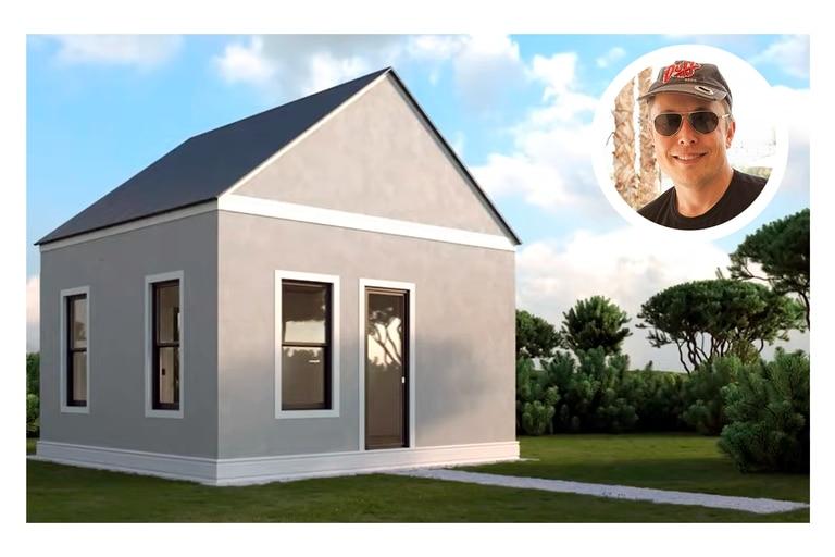 Casi 50.000 personas encargaron la misma casa prefabricada de Elon Musk