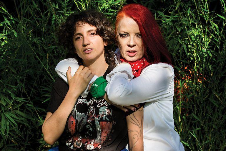 Músicos por Músicos: Shirley Manson y Barbi Recanati