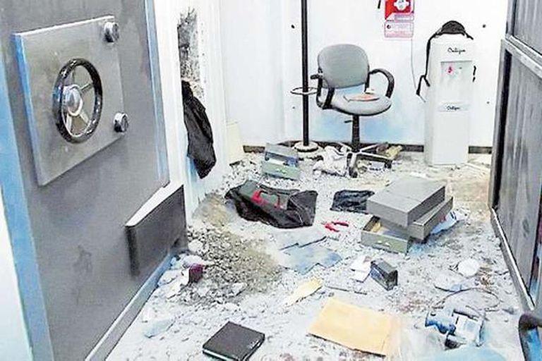 El denominado robo del siglo ocurrió el 13 de enero de 2006