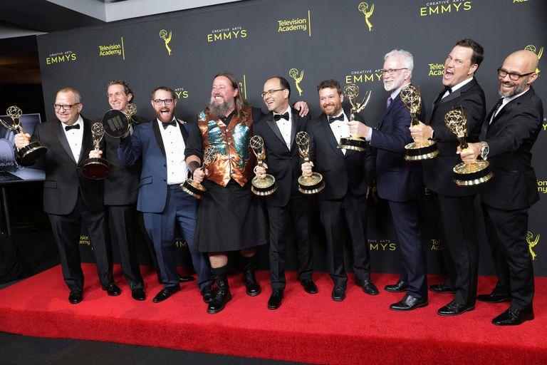 Premios Emmy 2019: antes de la ceremonia, Game of Thrones se llevó diez premios