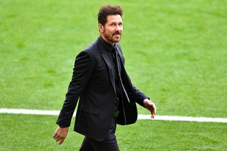 Diego Simeone. 10 de marzo de 2021