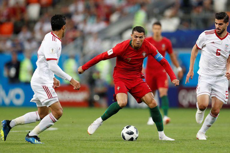 Cristiano Ronaldo de Portugal