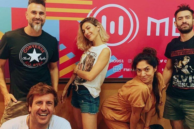 Connie Ballarini reveló que Leo Montero la desvinculó de su programa en Radio Metro
