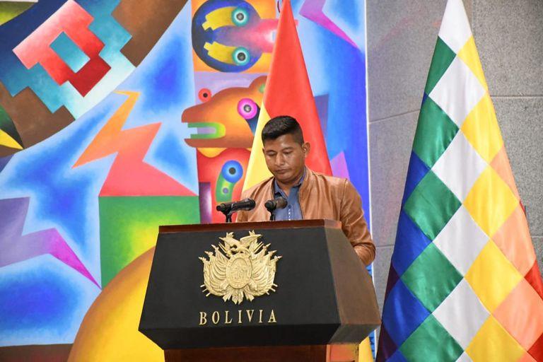 """Bolivia: arrestan """"in fraganti"""" a un ministro cuando recibía U$S20.000"""