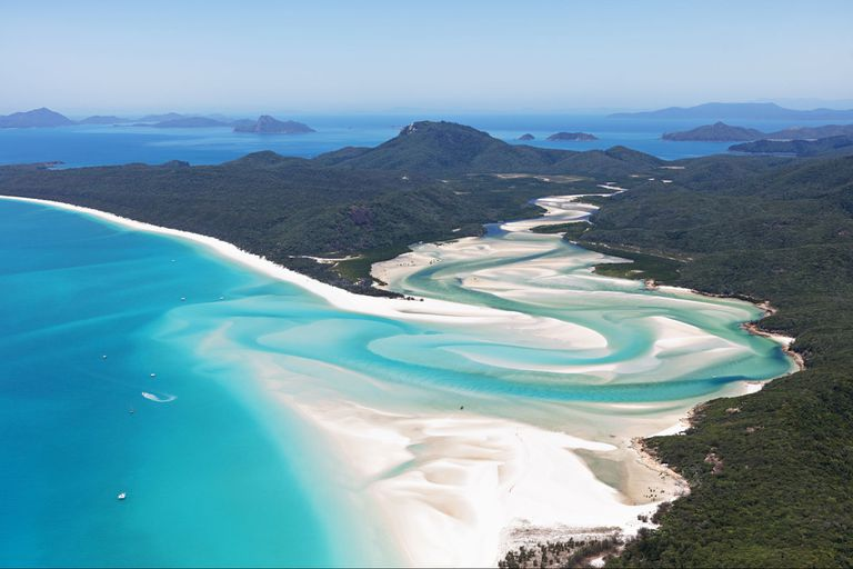 Islas Whisundays en Australia